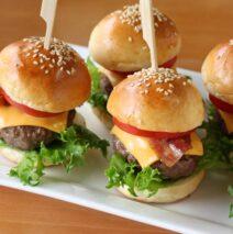 Mini-burgere